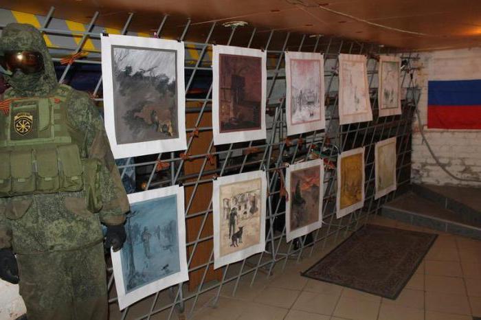 обзор музея новороссии в санкт петербурге