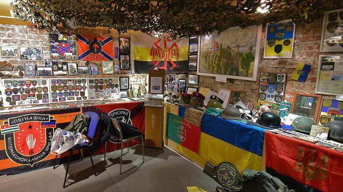 музей новороссии в санкт петербурге адрес