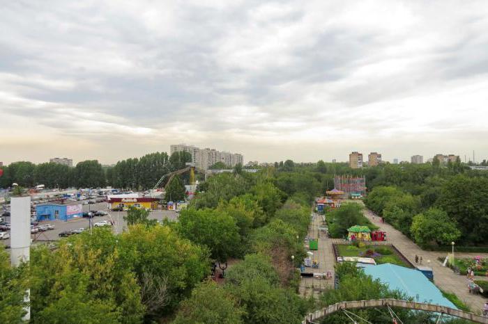 достопримечательности города тольятти