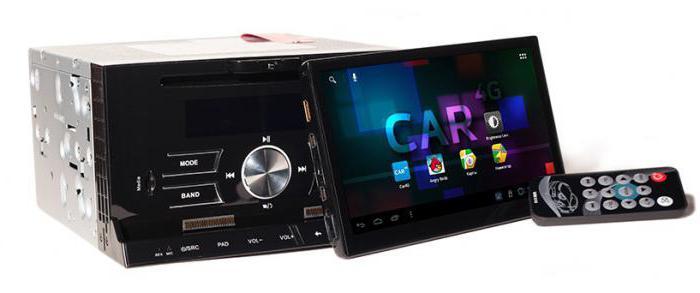 Магнитола 2Din Car4G Edge Ii Android С Планшетом Edge Ii