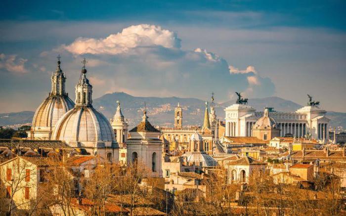 почему рим вечный город