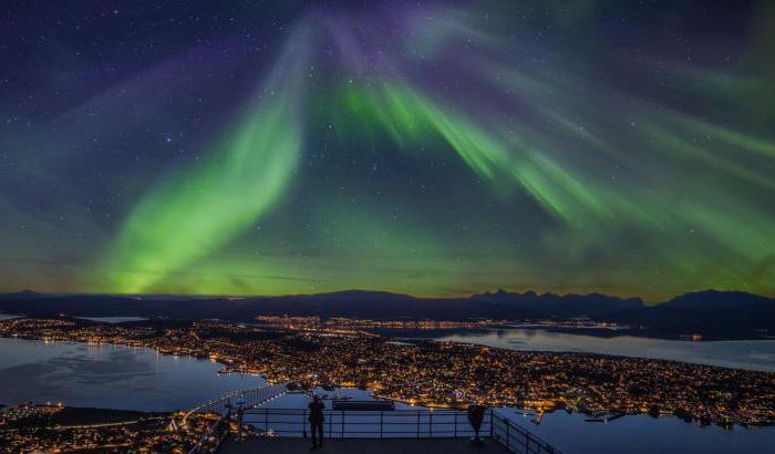 крупные города норвегии по численности населения