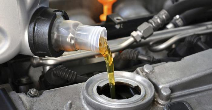 какое масло заливать в двигатель рено логан