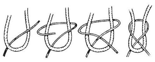 узлы для вязания сетей