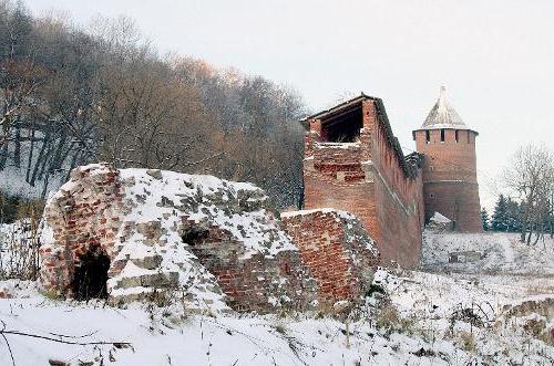 Зачатьевская башня Нижегородского Кремля как добраться