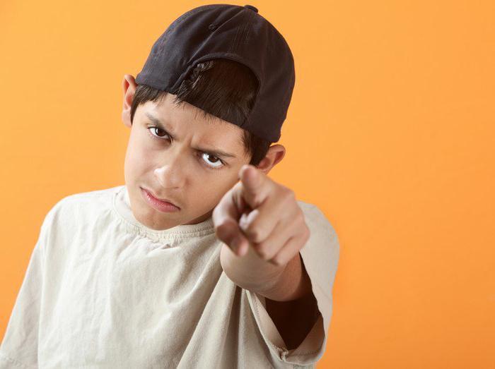 назначения наказания несовершеннолетним