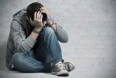 назначение наказания в виде лишения свободы несовершеннолетним