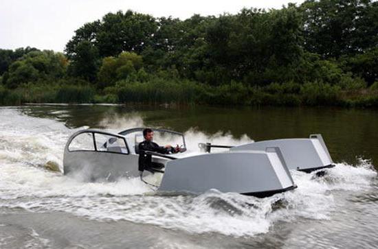 водомет на лодку своими руками видео
