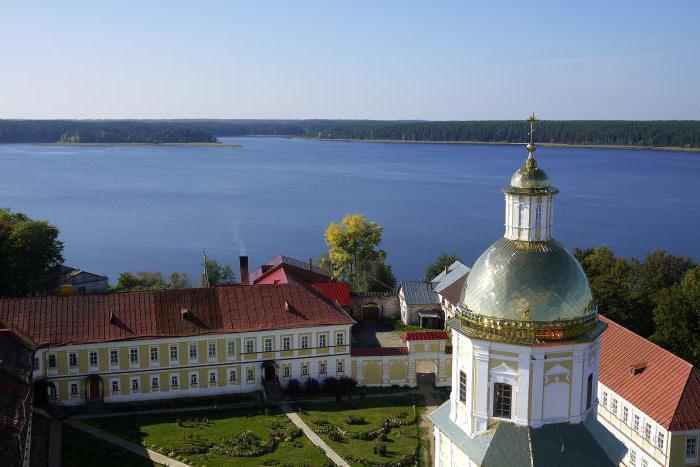 Нило-Столобенский монастырь Тверская область