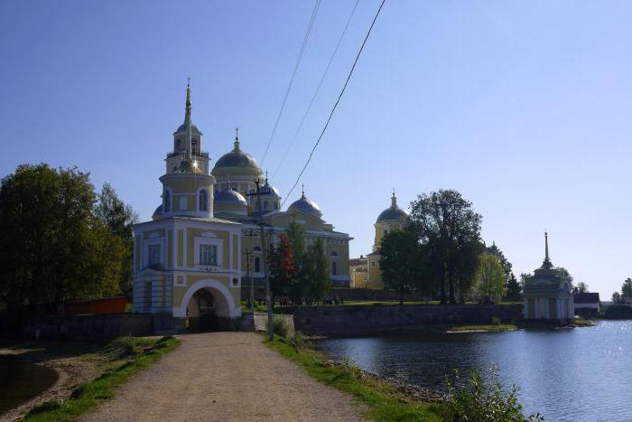 Святыни Нило-Столобенского монастыря