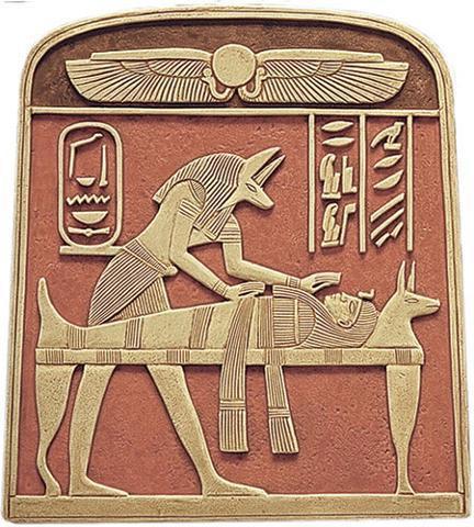 египетский анубис
