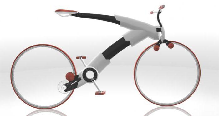 велосипед без спиц в колесах цена