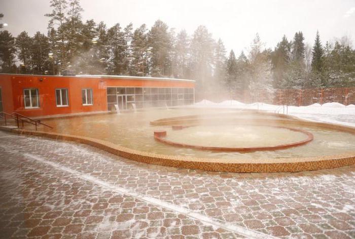 горячий источник свердловская область
