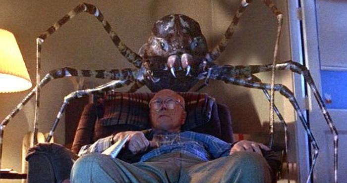 гигантские пауки людоеды