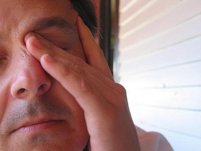 к чему чешется левый глаз в понедельник