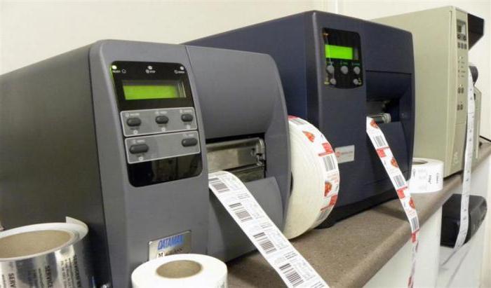 термотрансферный принтер zebra