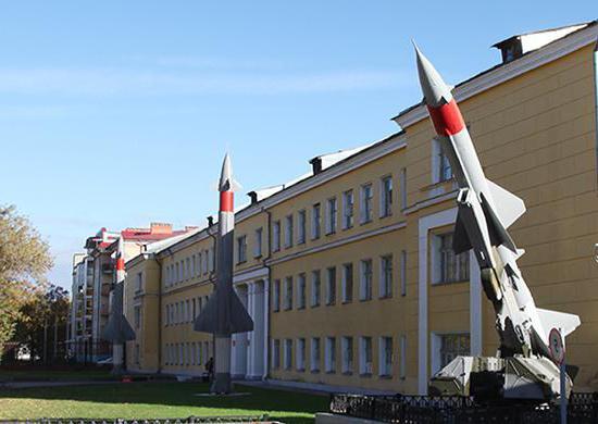 зенитно-ракетное училище ярославль