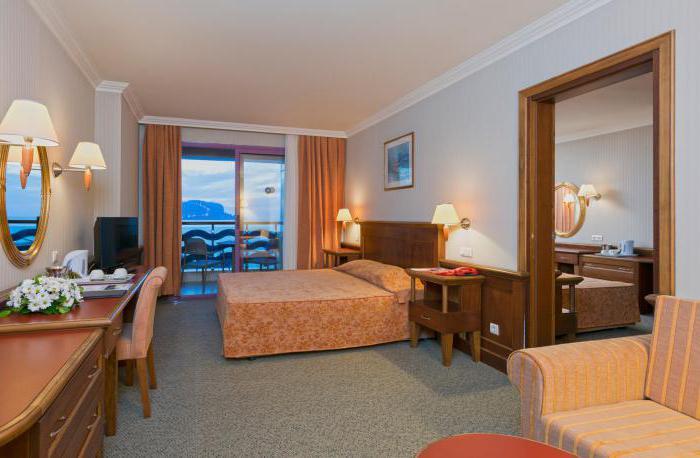 grand kaptan hotel 5 описание номеров