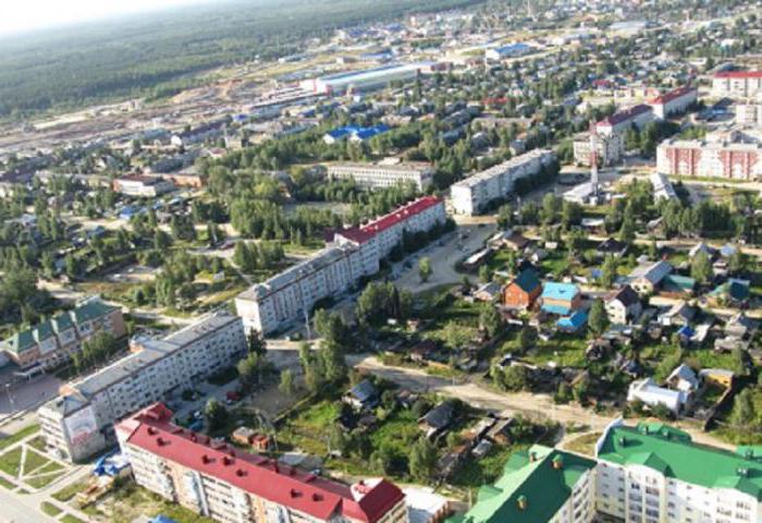 советский ханты мансийский автономный округ