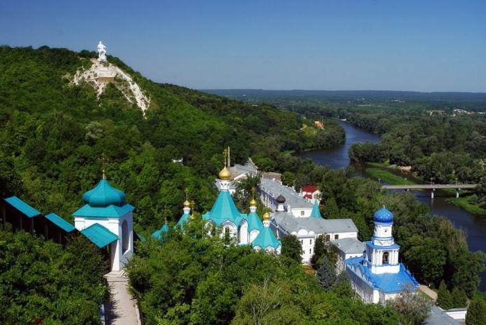 святогорский монастырь настоятель