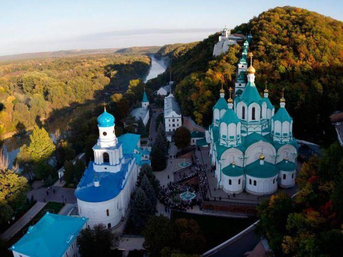 святогорский монастырь история