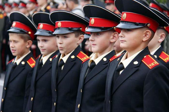 военные училища петербурга