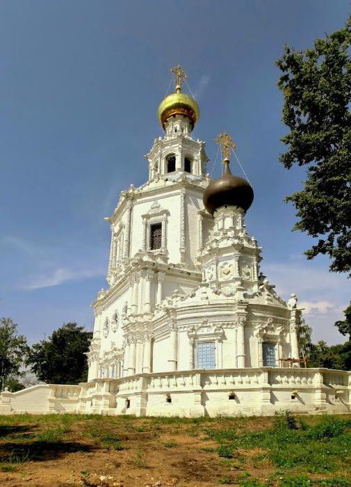Троице-Лыково церковь
