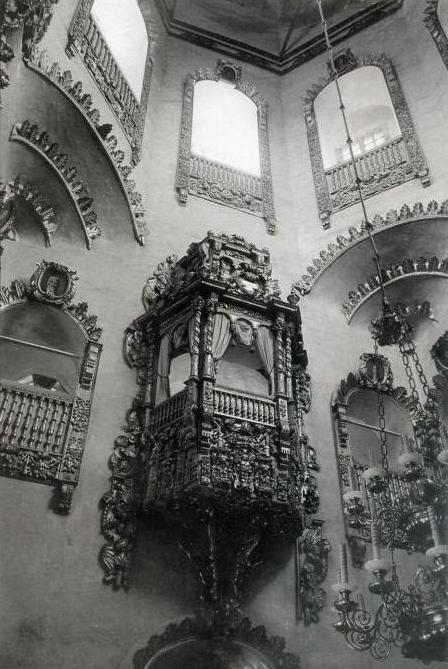 Церковь Троицы Живоначальной в Троице-Лыково