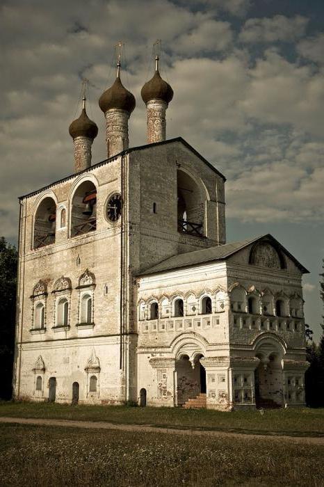 борисоглебский монастырь ярославская область фото