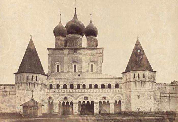 экскурсовод борисоглебского монастыря ярославской области