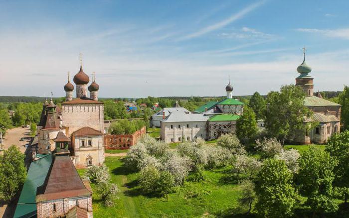 ростовский борисоглебский монастырь ярославская область