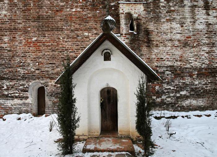 борисоглебский монастырь ярославская область описание