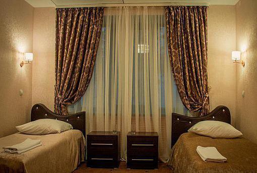гостиницы в нижнем новгороде в центре