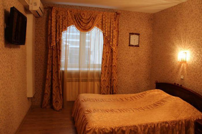лучшие гостиницы нижнего новгорода в центре