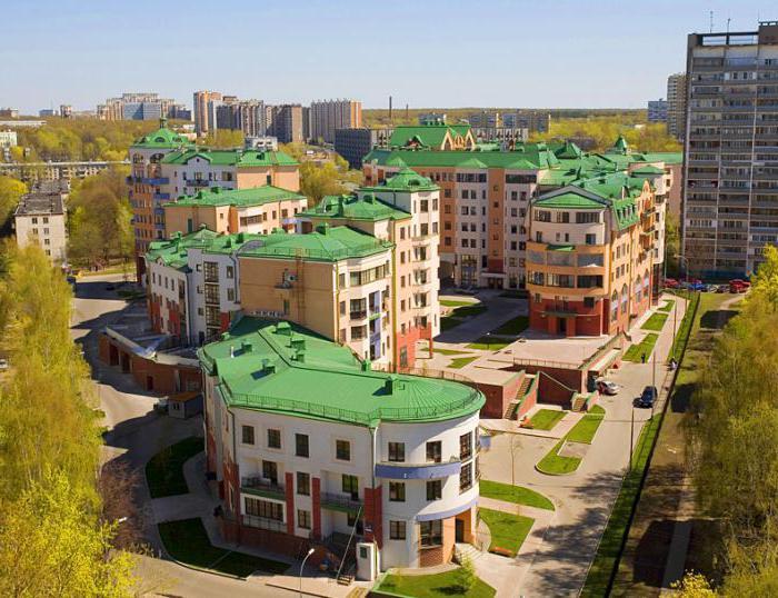 жилищный комплекс изумрудная долина