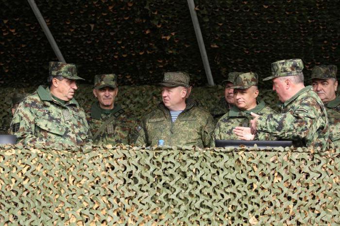 генеральный штаб вооруженных