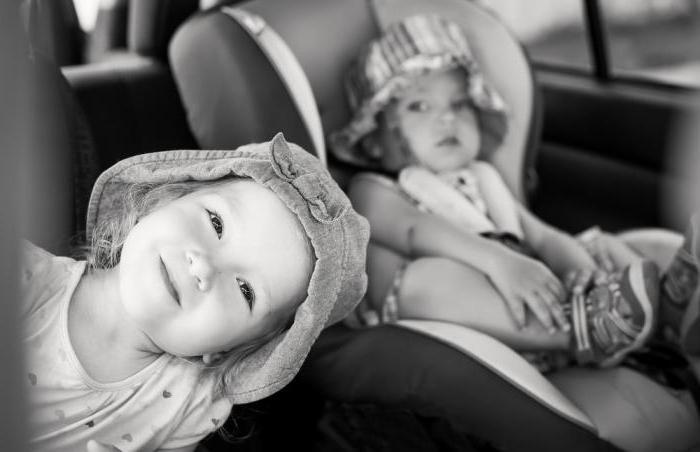 закон о перевозки детей в автомобиле поправки