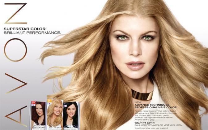 краска для волос эйвон отзывы палитра