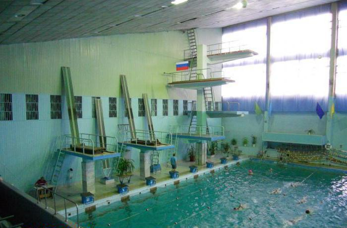 бассейн нептун самара фото