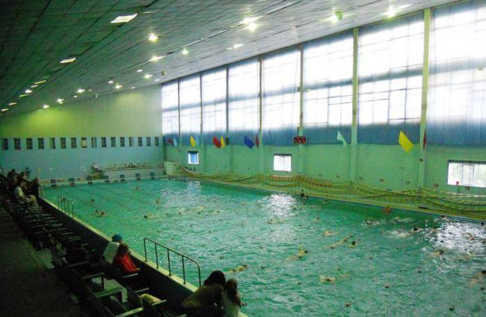 бассейн нептун в самаре