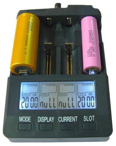 устройство аккумулятора 18650