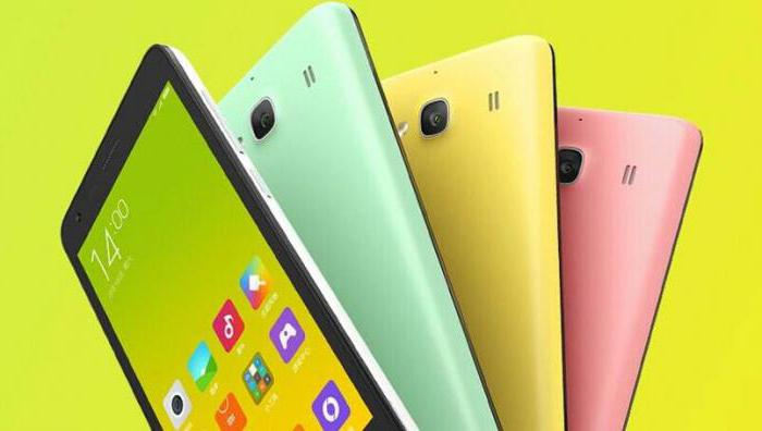 Xiaomi Redmi Note 2 характеристики