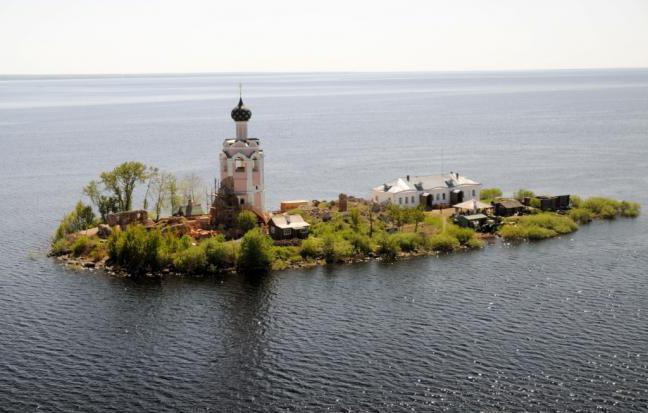 спасо каменный монастырь вологодской области