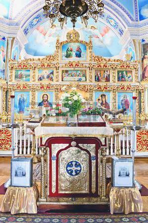 Церковь Святой Екатерины Феодосия фото