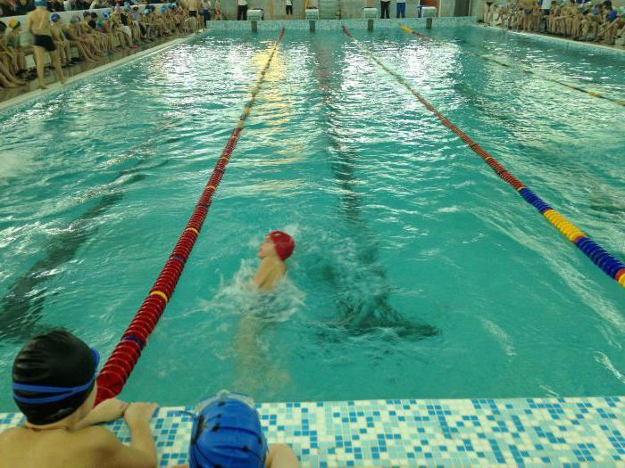 олимпийский бассейн киров отзывы