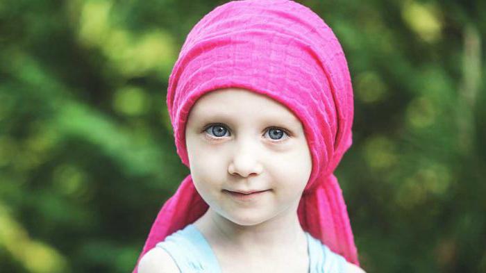рак крови симптомы у детей