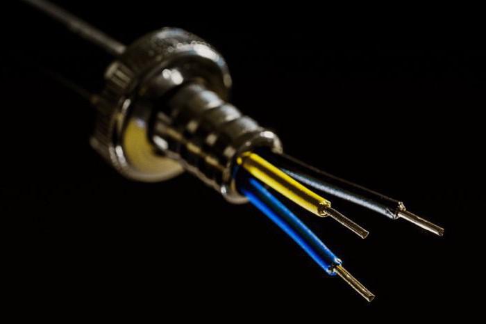 радиальная схема электроснабжения цеха