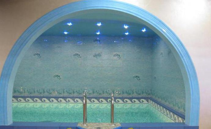 сауны в жуковском с бассейном с фото