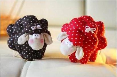 МК овечка Бяшка выкройка
