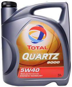 масло тотал кварц 9000 5w40 отзывы